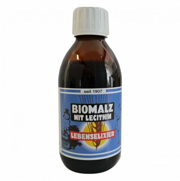 BIOMALZ mit Lecithin   DE-ÖKO-001   275 g Flasche